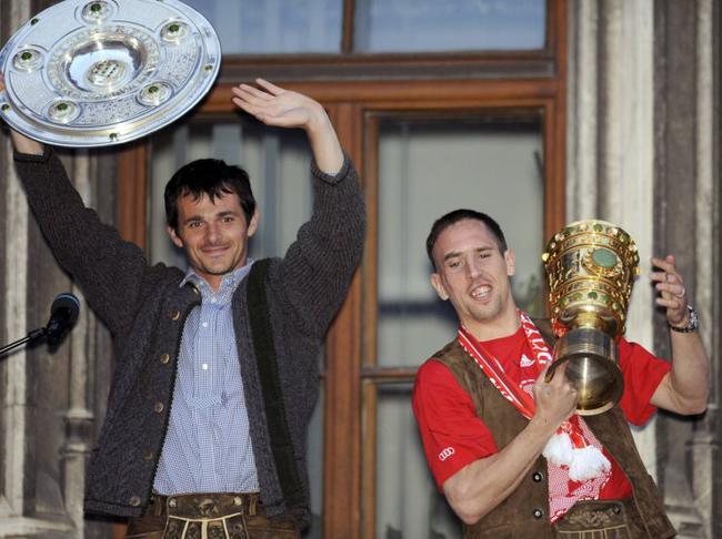 La retraite internationale de Ribéry ?