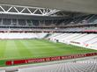 Grand Stade Lille : virage