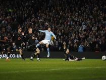 David Silva, le butteur de Manchester City