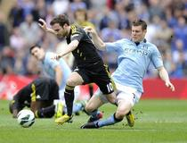 Juan Mata - James Milner