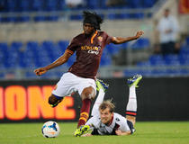 AS Roma-Bologne, Gervinho