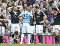 City-Southampton : blessure Jay Rodriguez