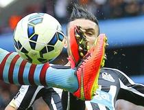 Aston Villa-Newcastle : Cabella