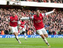Arsenal-Queens Park Rangers: Arteta