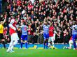 Arsenal-Queens Park Rangers: Mbia
