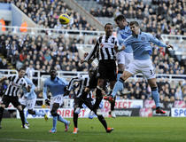 Newcastle-City : Javi Garcia