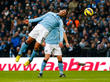City-Fulham : Tevez
