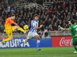 Real Sociedad-Barcelone : Messi