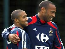 Equipe de France, Thierry Henry-Gaël Clichy
