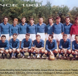 France-Yougoslavie: Euro 1960
