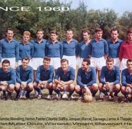 France-Yougoslavie: Euro 1960