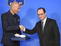 Zidane-Hollande