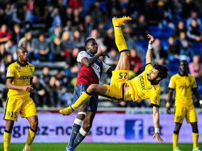 Notez les 11 titulaires contre Lille