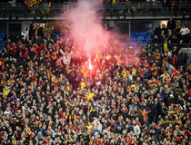 Lens-Lille : supporters