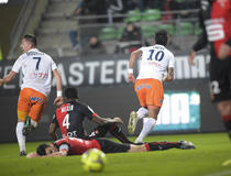 Rennes-Montpellier : Barrios