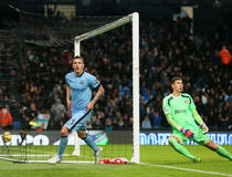City-Sunderland : Jovetic
