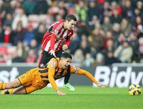 Adam Johnson - Curtis Davies