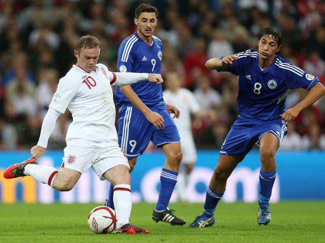 Angleterre 5-0 Saint-Marin : L