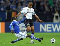 Schalke-Inter, Maicon