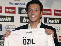 Mesut Özil au Real Madrid