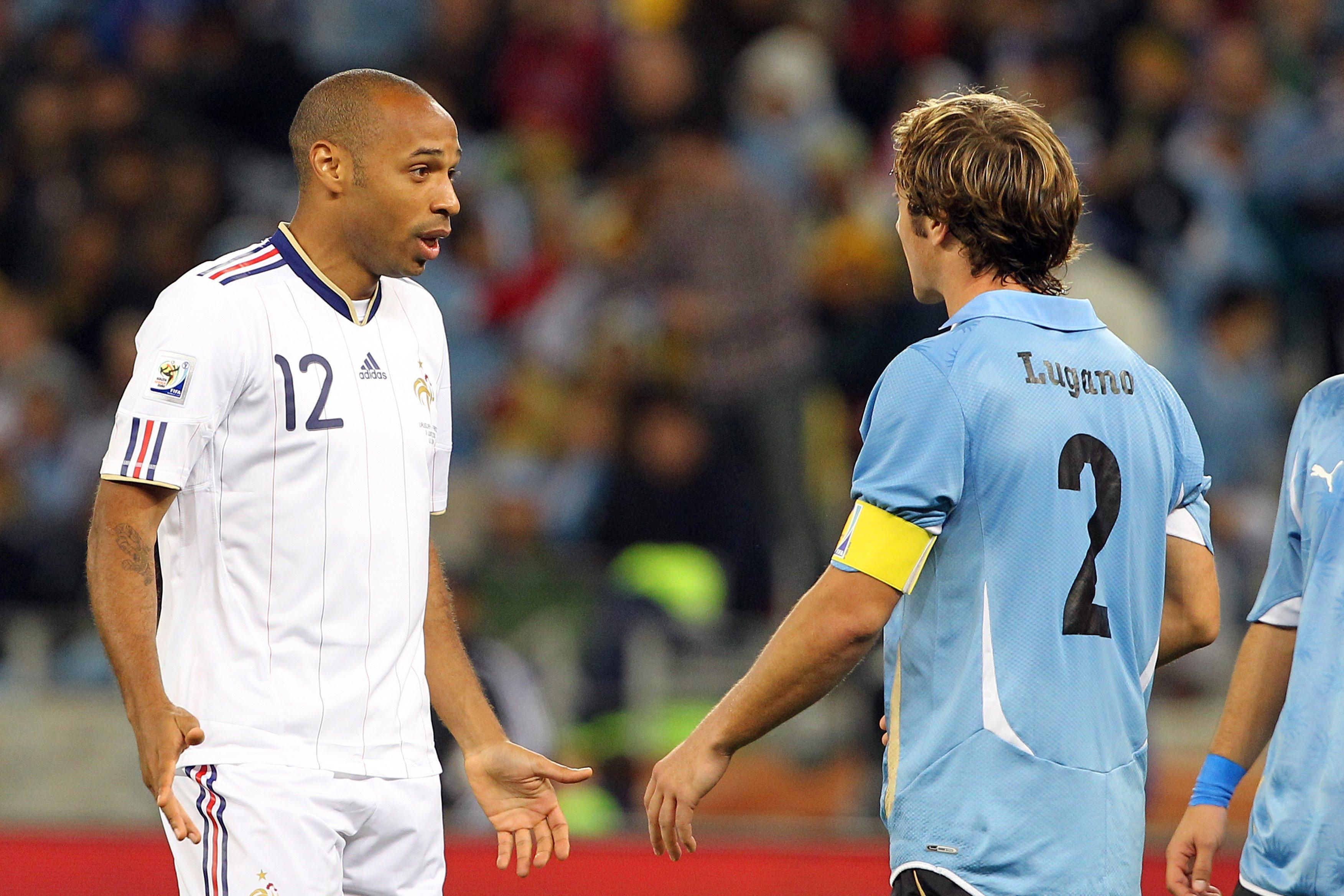 Coupe du monde 2018 marquer contre l 39 uruguay une vraie - Coupe du monde 2010 equipe de france ...