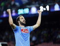 Naples-Marseille : but Higuain