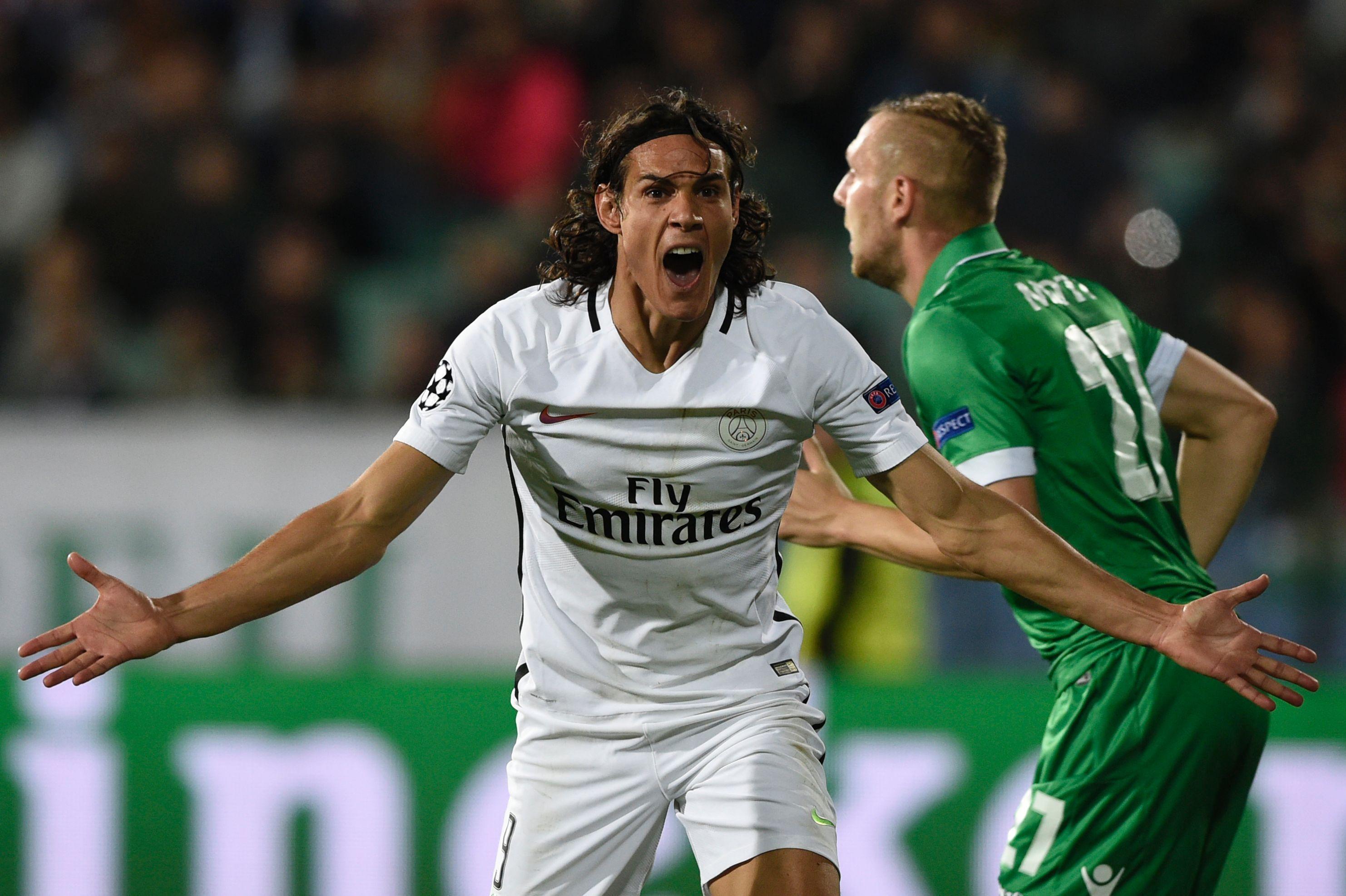 Football - Penalty, doublé, frayeur : Ludogorets-PSG en huit photos