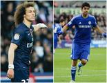 David Luiz-Diego Costa