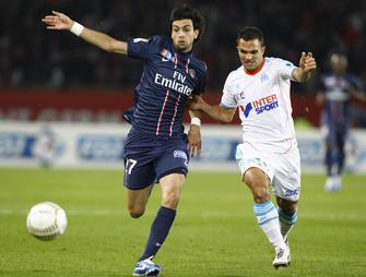 PSG vs Marseille en streaming, Coupe de la Ligue en direct, live, 31/10/2012