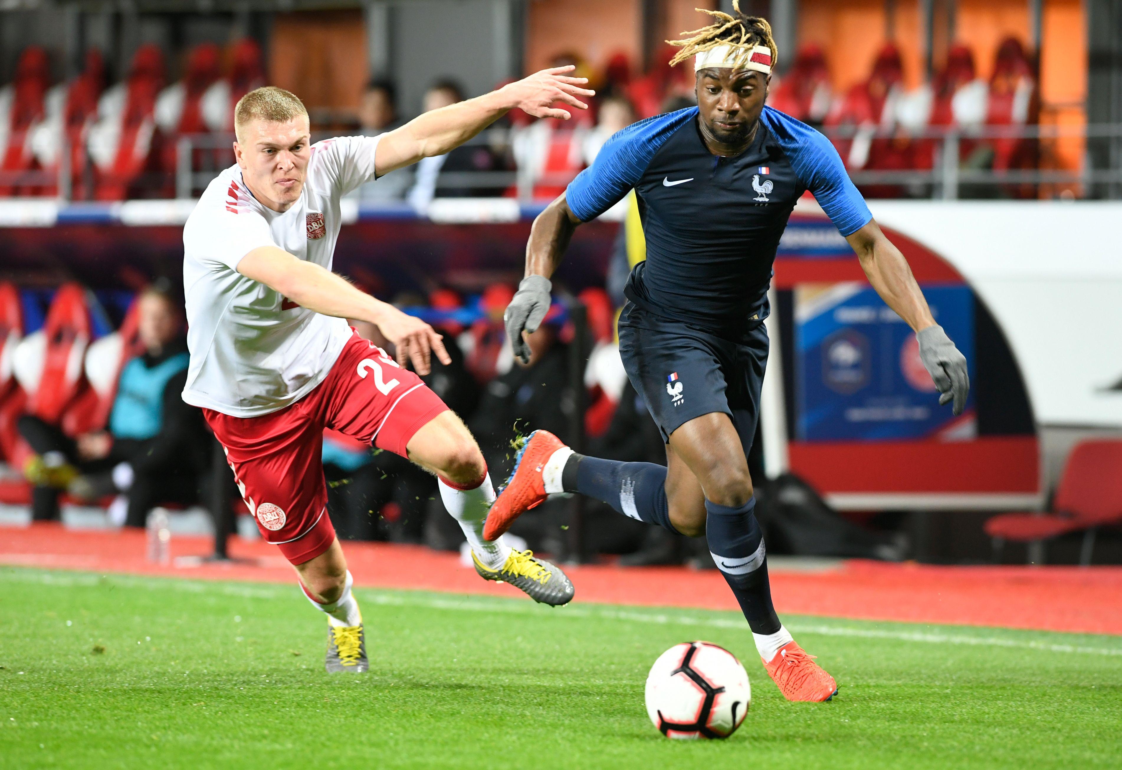 Football - Equipe de France - A moins de 3 mois de l'Euro Espoirs, les Bleuets refroidis par les Danois