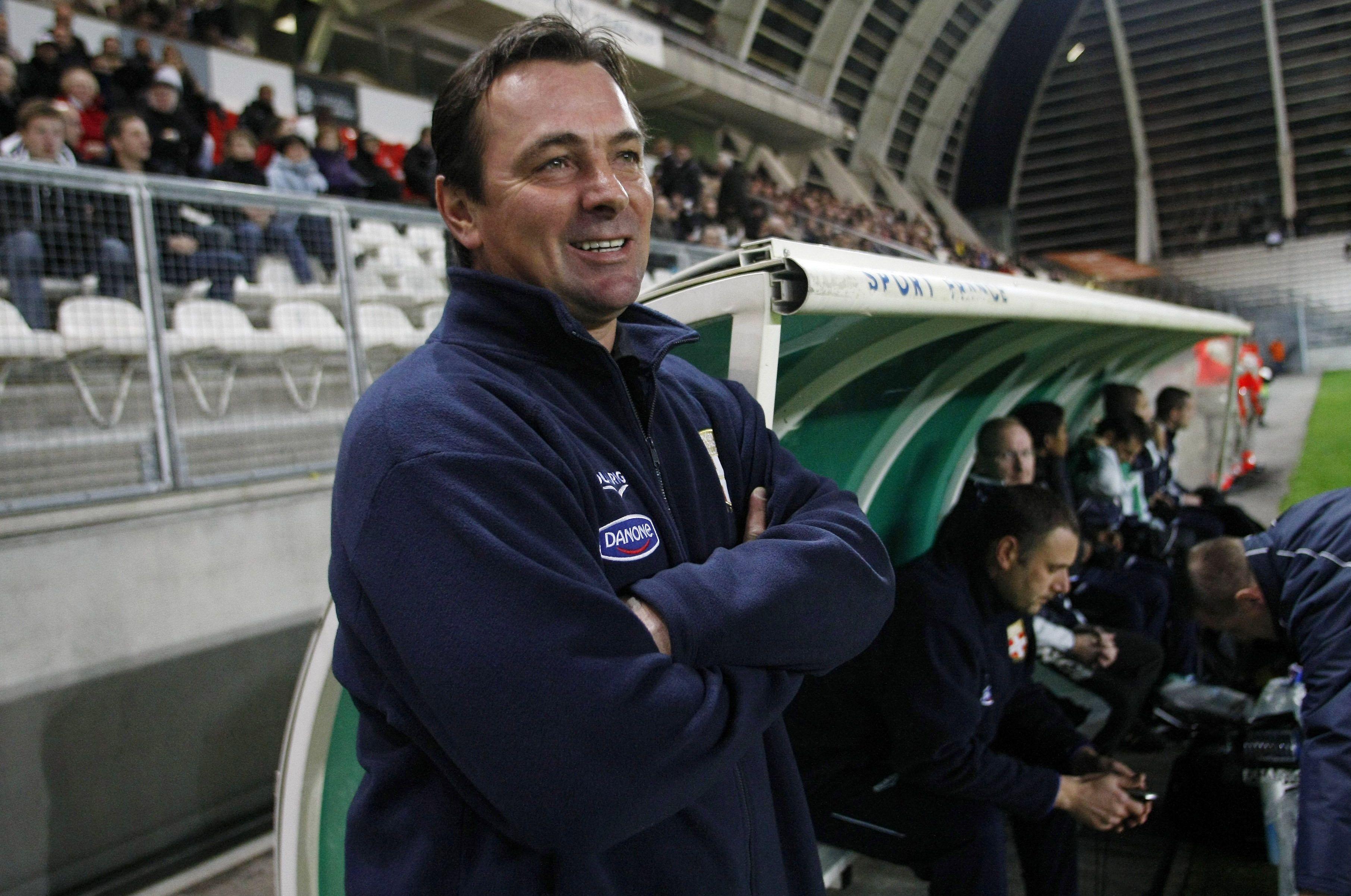Football - Equipe de France - Ancien grand espoir du foot français, Stéphane Paille est décédé