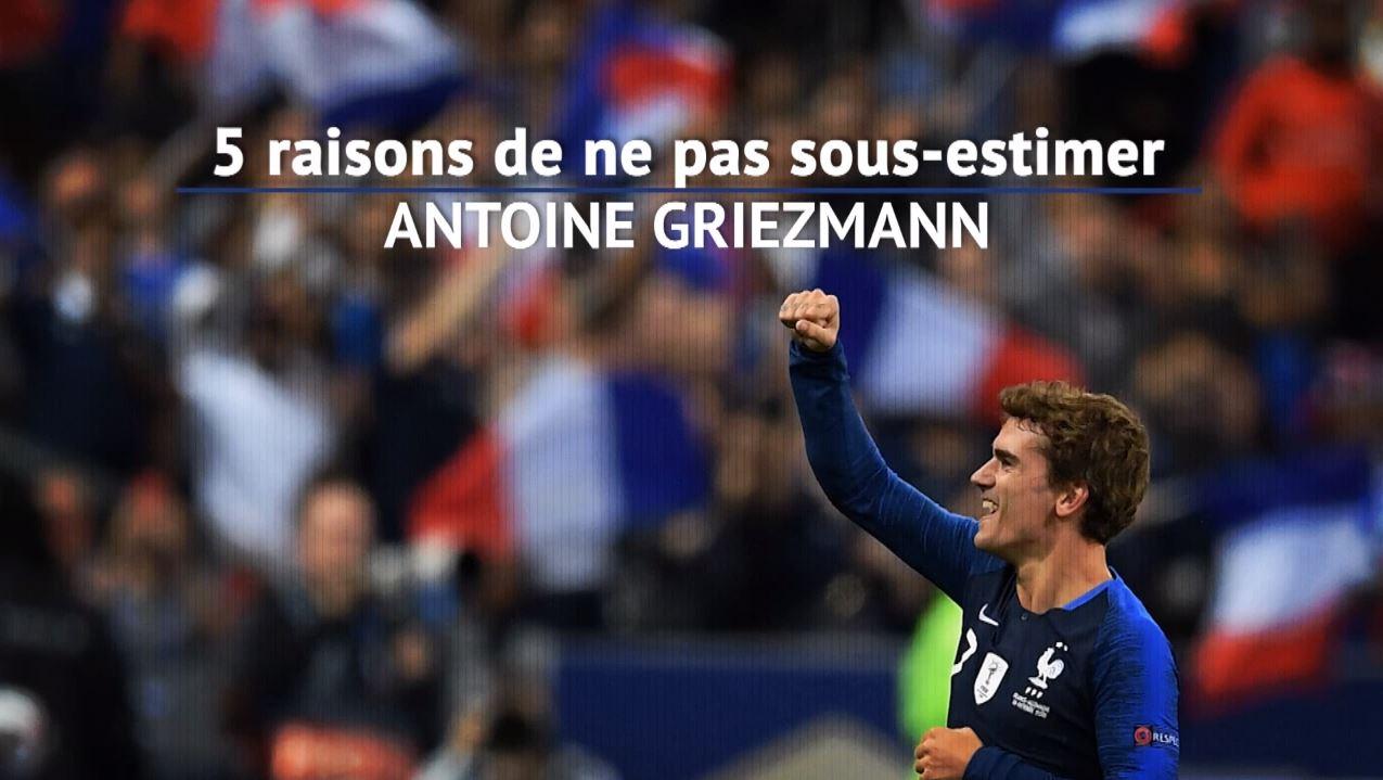 Football - Euro 2020 - Après l'appel de Deschamps, comment soutenir le soldat Griezmann...