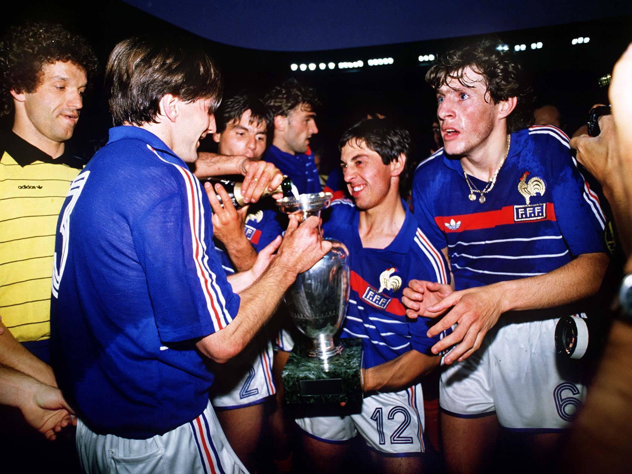 Football - Equipe de France - Luis Fernandez en quête de la FFF ... Avec quels anciens Bleus ?