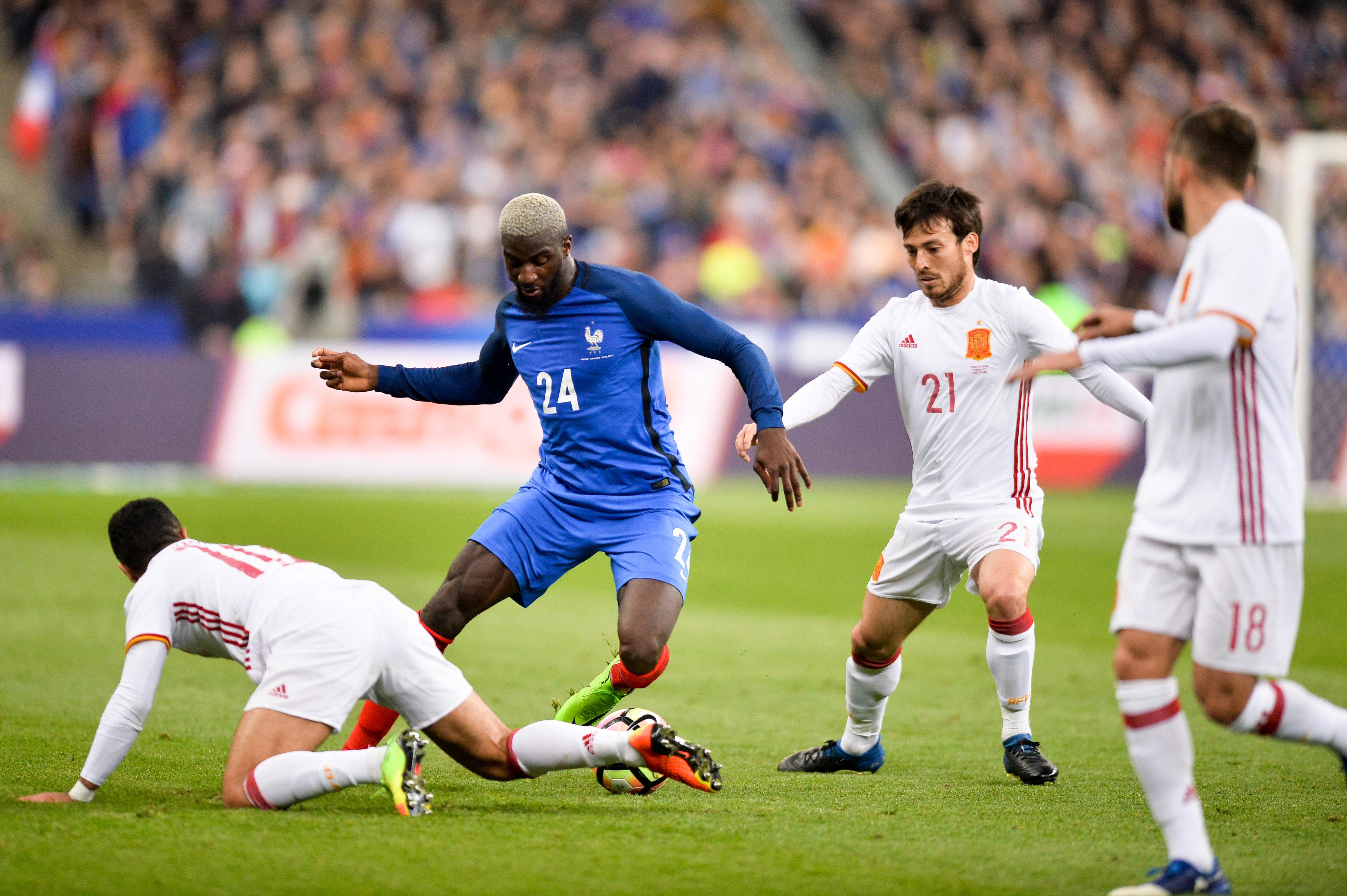 Football - Equipe de France - Bakayoko : «Je perds ce ballon qui nous met dans la m…»