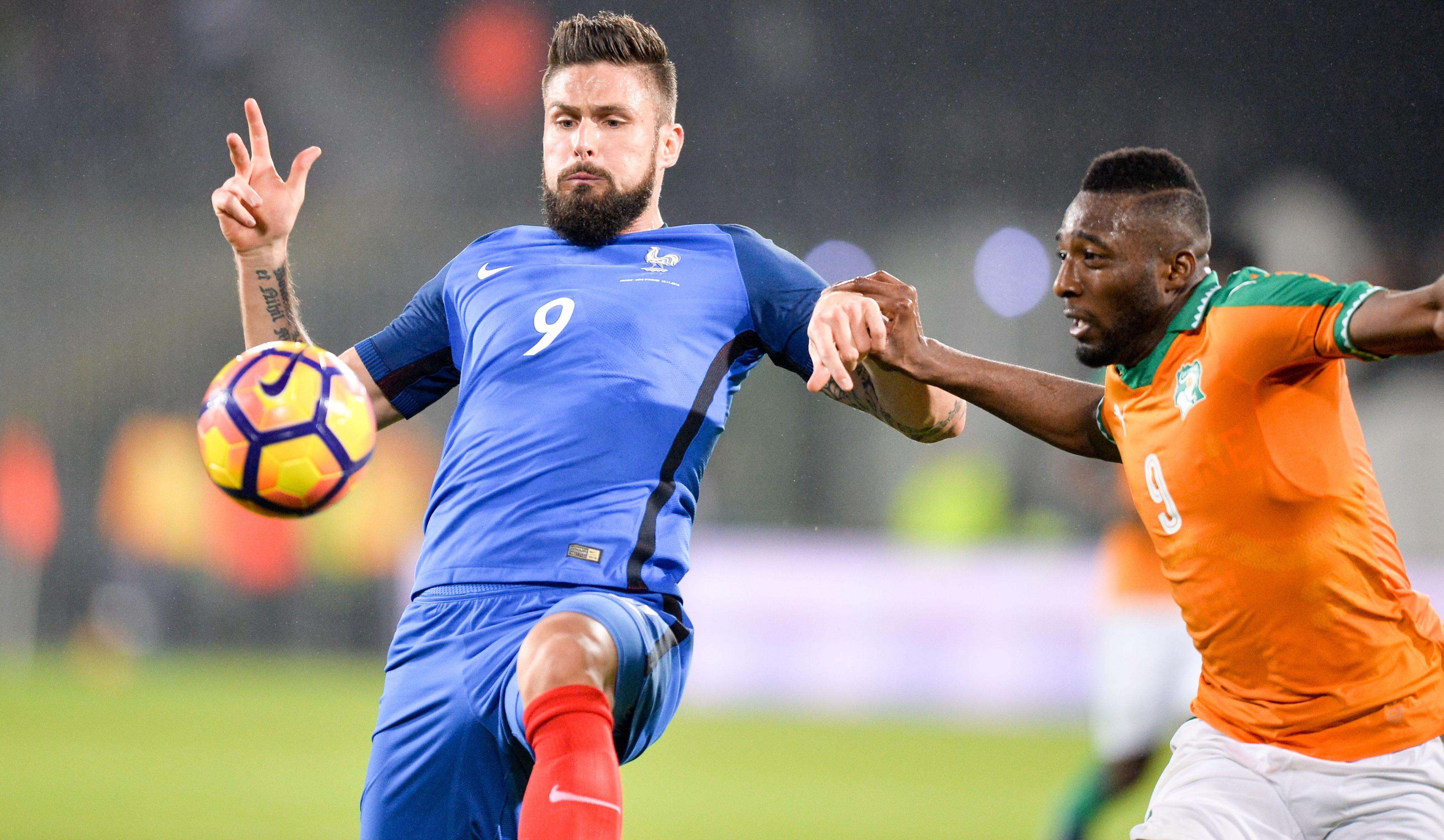 Football - Equipe de France - En difficulté, Giroud rêve d'une nouvelle parenthèse enchantée