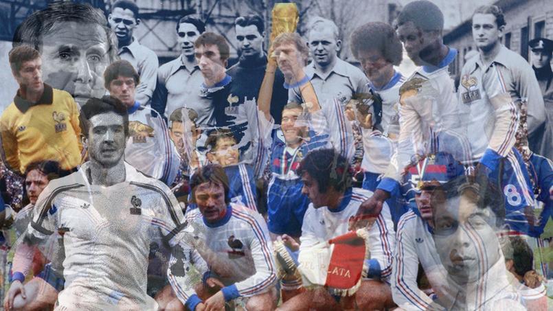Football - Equipe de France - Centenaire de la FFF: un siècle d'équipe de France de football