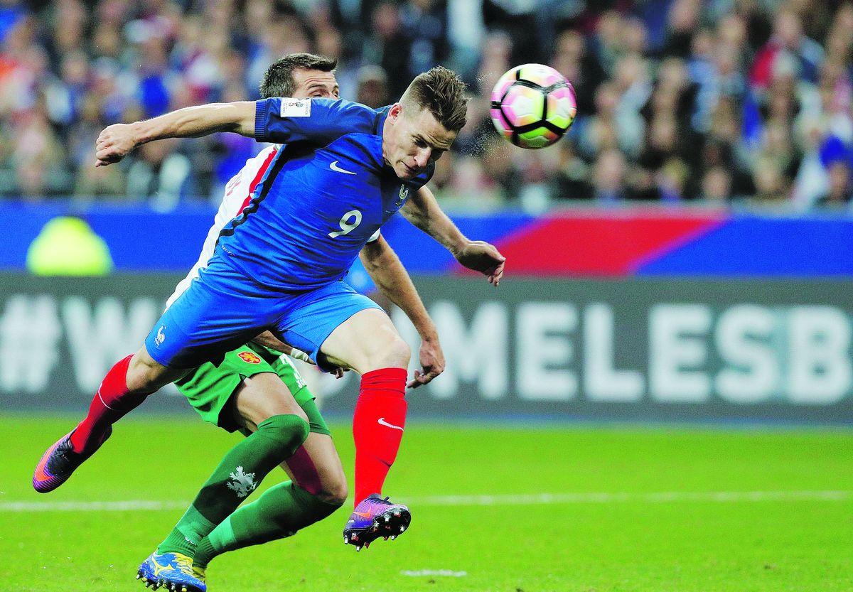 Football - Equipe de France - Comment Kevin Gameiro a réussi à rebondir
