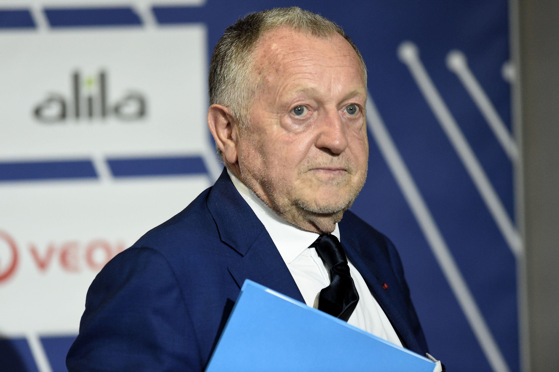 Football - Equipe de France - Concernant la présidence de la Fédération, Jean-Michel Aulas n'est «candidat à rien»