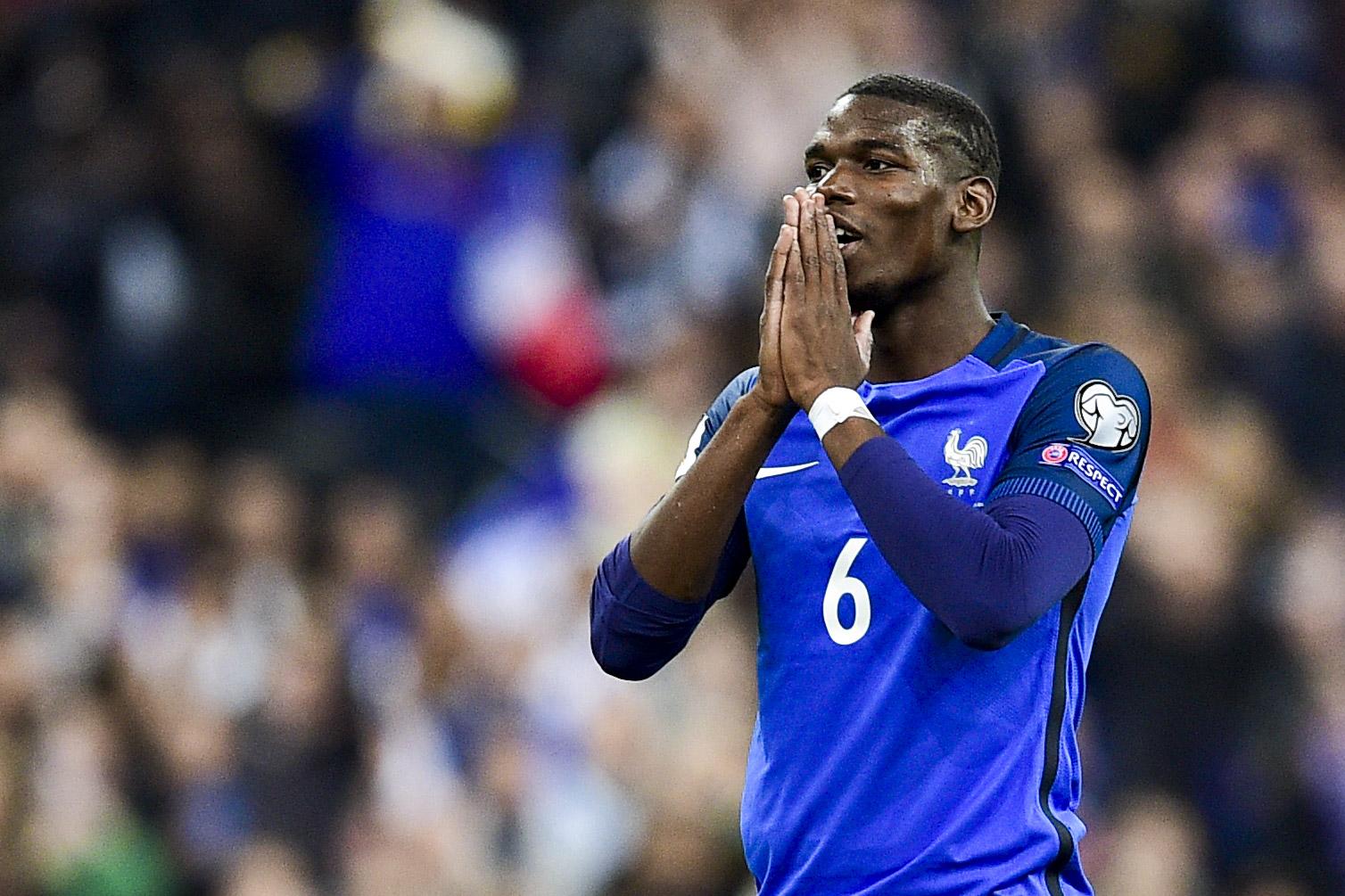 Football - Equipe de France - Débat : Deschamps doit-il mettre Pogba sur le banc ?