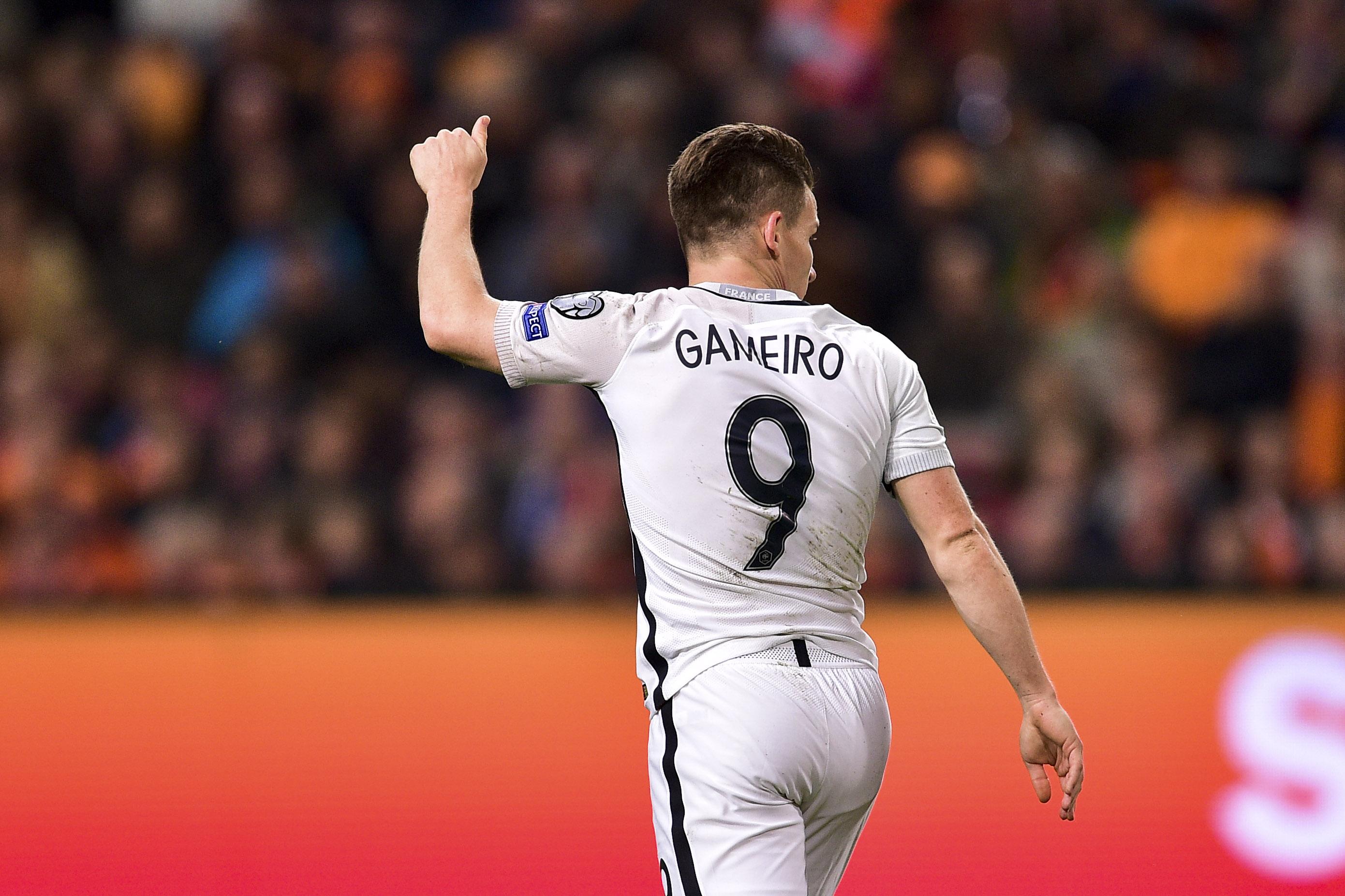 Football - Equipe de France - Débat : Gameiro a-t-il gagné sa place en équipe de France ?