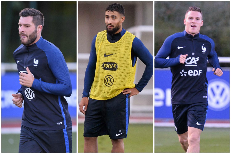 Football - Equipe de France - Débat : Gameiro-Fekir-Gignac, qui doit accompagner Griezmann ?