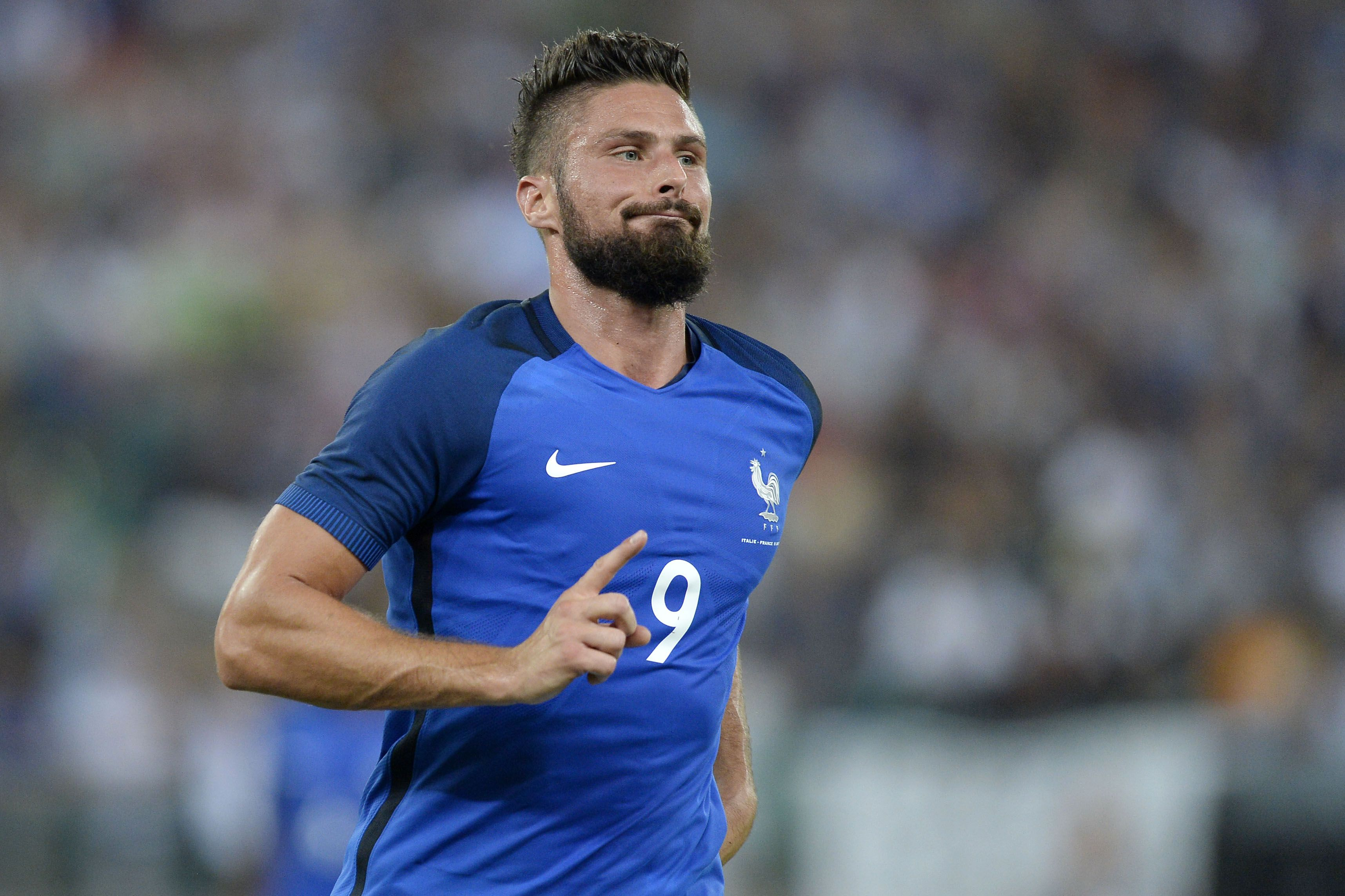 Football - Equipe de France - Equipe de France : sans Giroud et avec Laporte contre la Bulgarie et les Pays-Bas ?