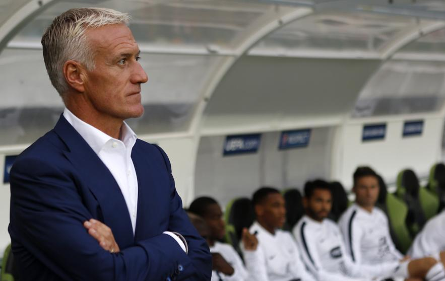 Football - Equipe de France - Deschamps : «On est capable de faire mieux»