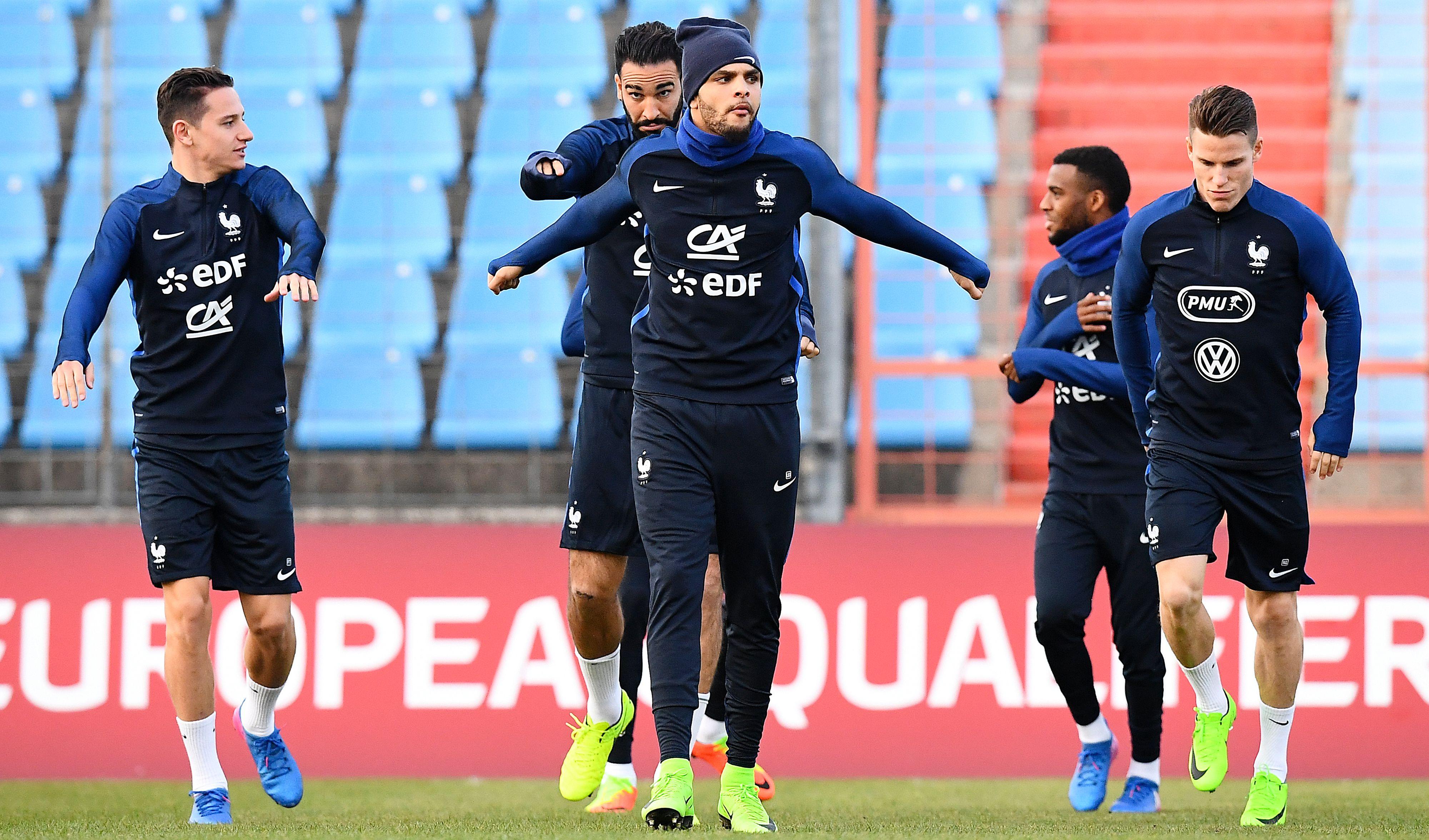 Football - Equipe de France - Equipe de France : quels Bleus pour défier l'Espagne ?