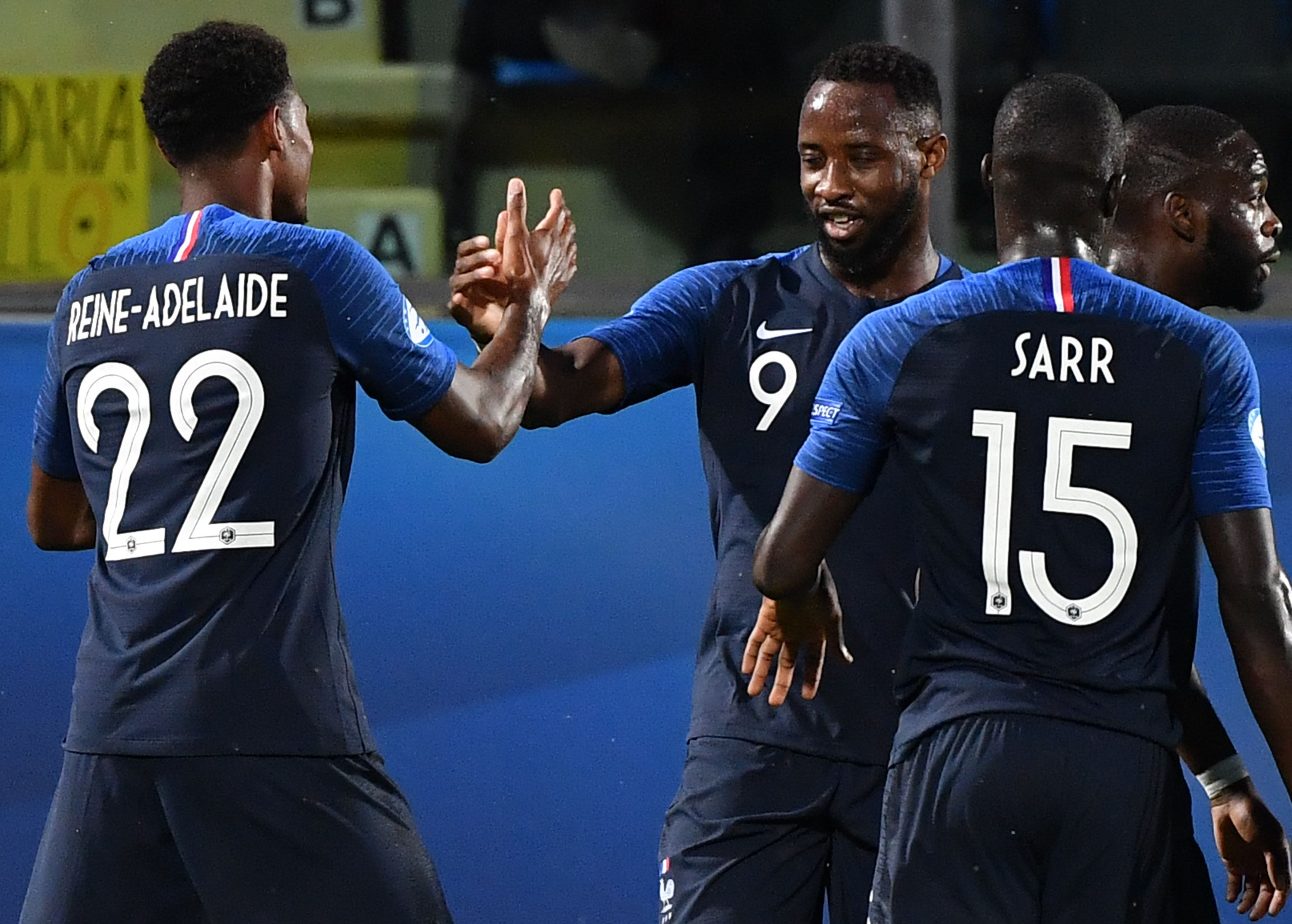 Football - Equipe de France - Euro Espoirs: opposés à l'Espagne, les Bleuets veulent aller au bout de l'histoire