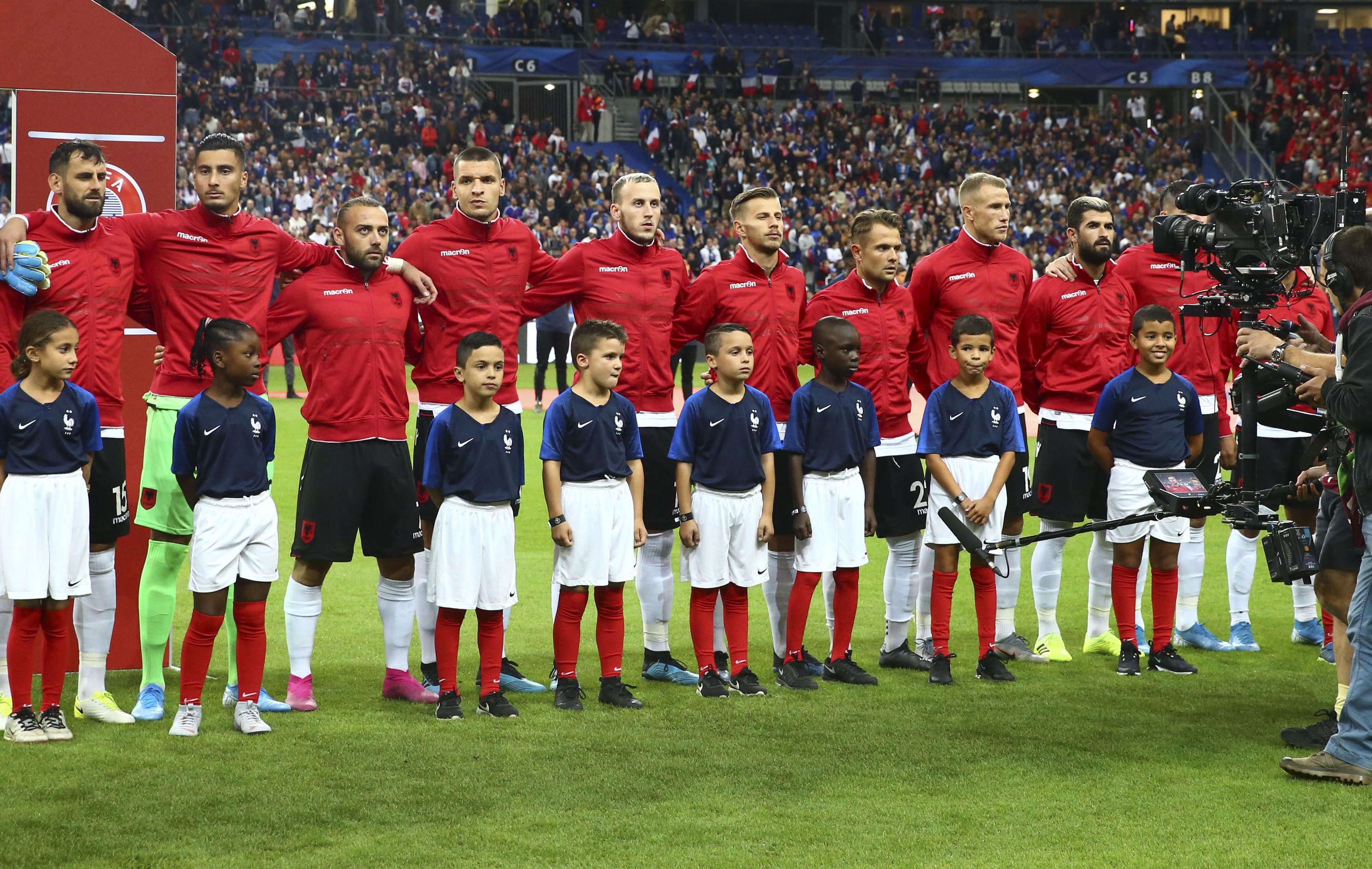 Football - Equipe de France - France-Albanie : les raisons d'un énorme couac