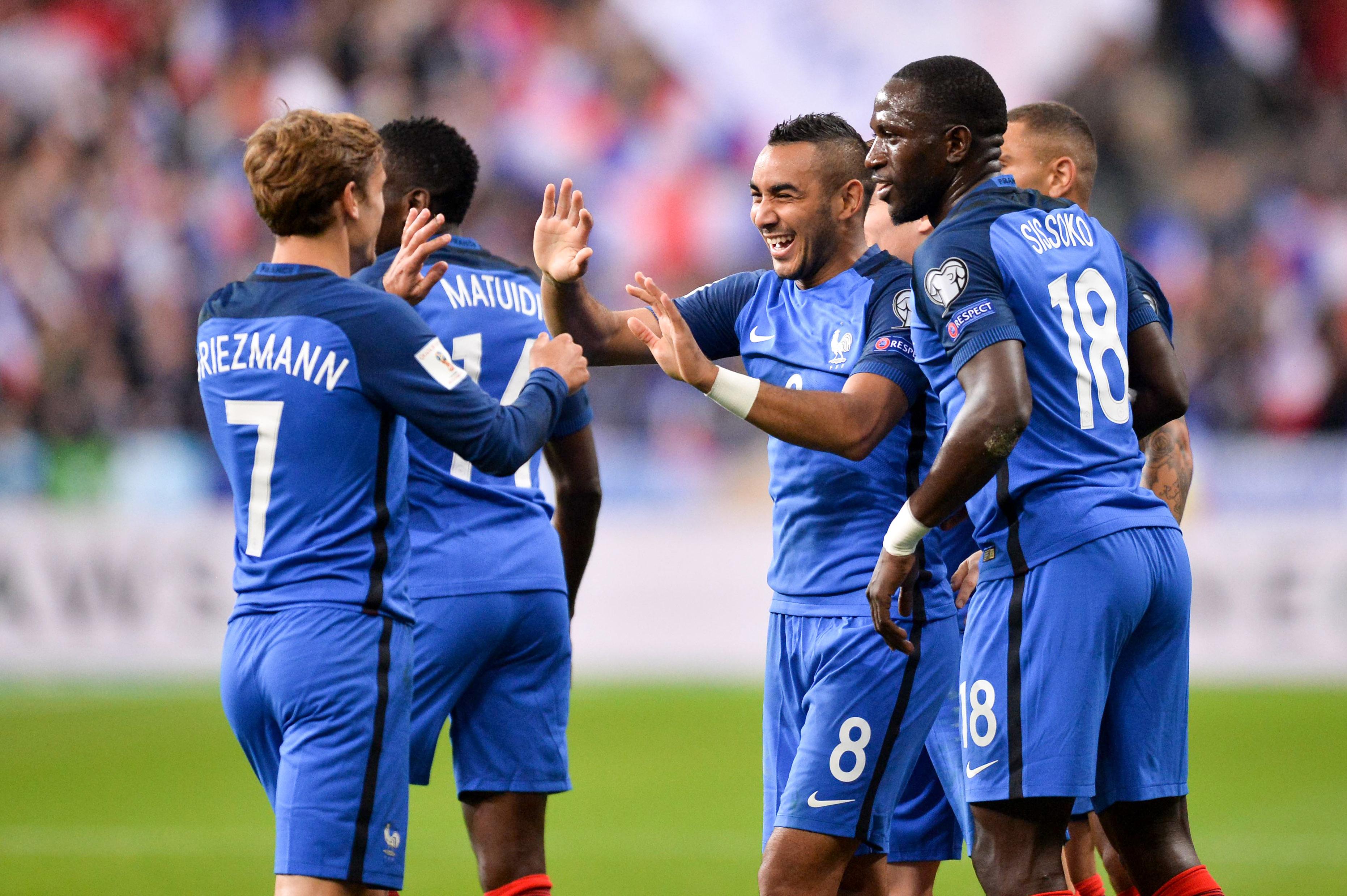 Football - Equipe de France - France-Bulgarie : les chiffres clés du beau succès français