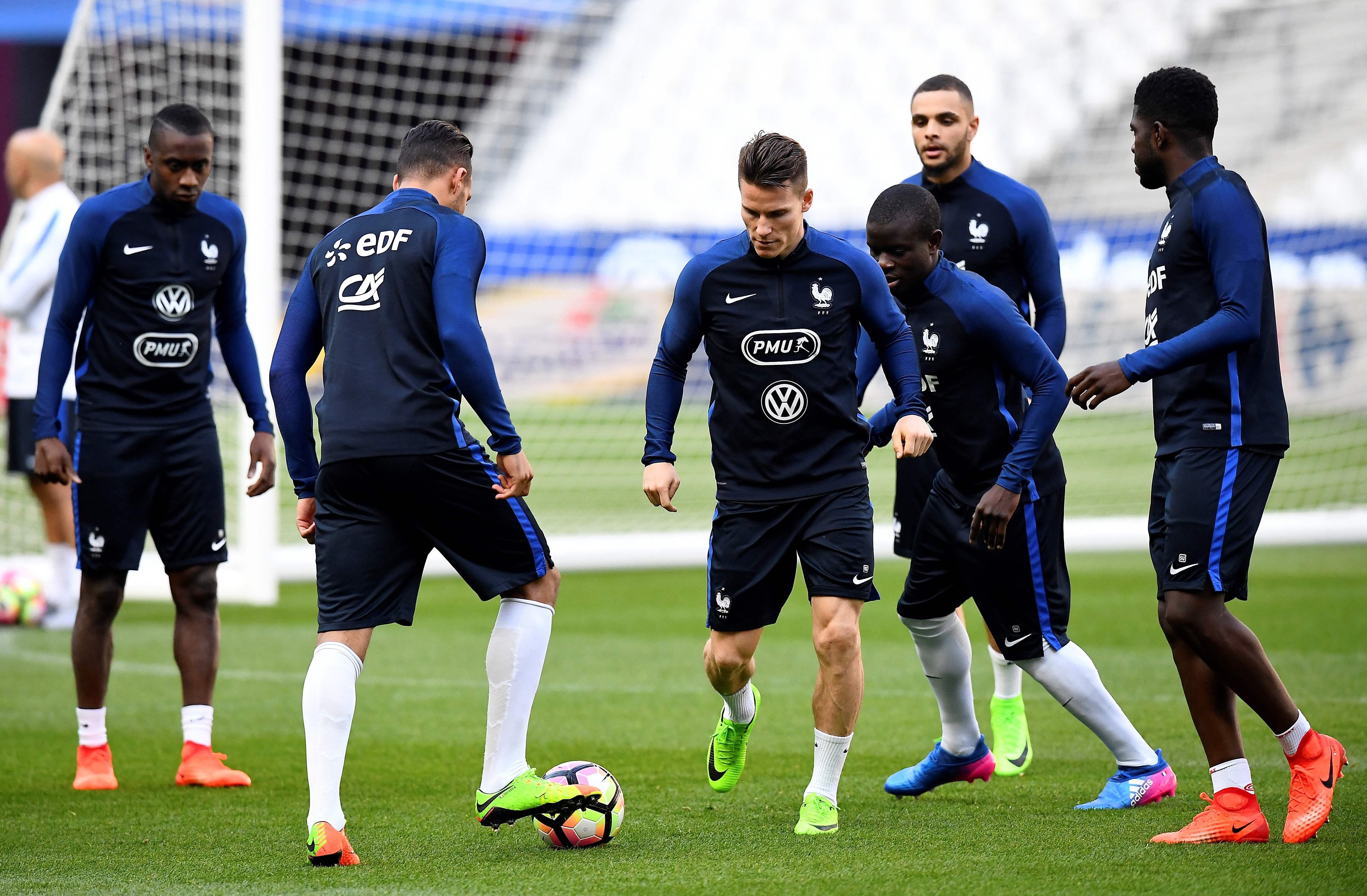 Football - Equipe de France - France-Espagne : avec Lemar et Gameiro d'entrée ?