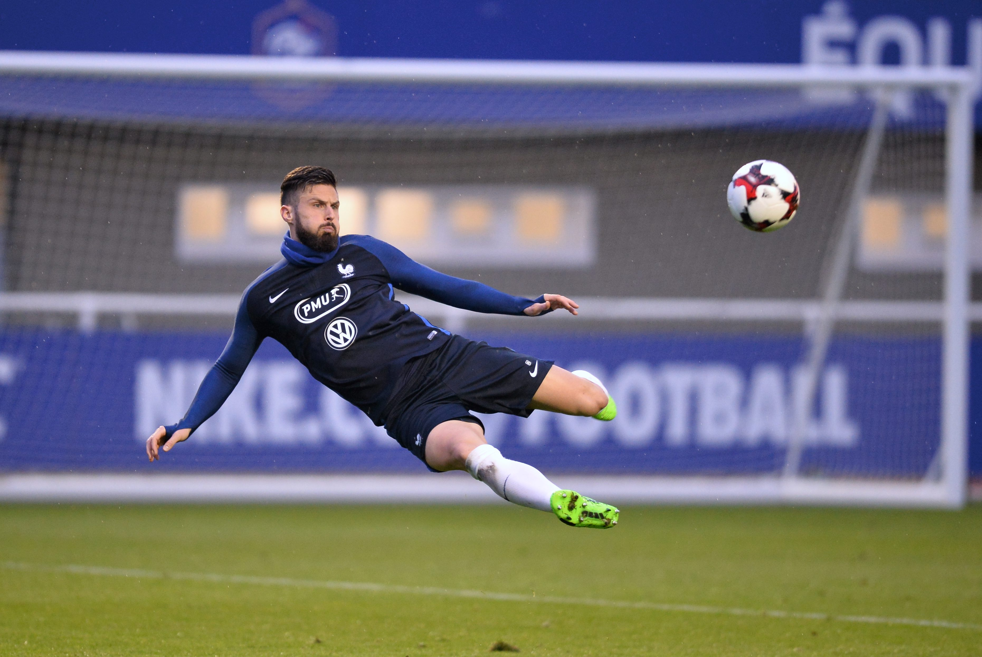 Football - Equipe de France - France-Espagne, un match de gala plus qu'amical