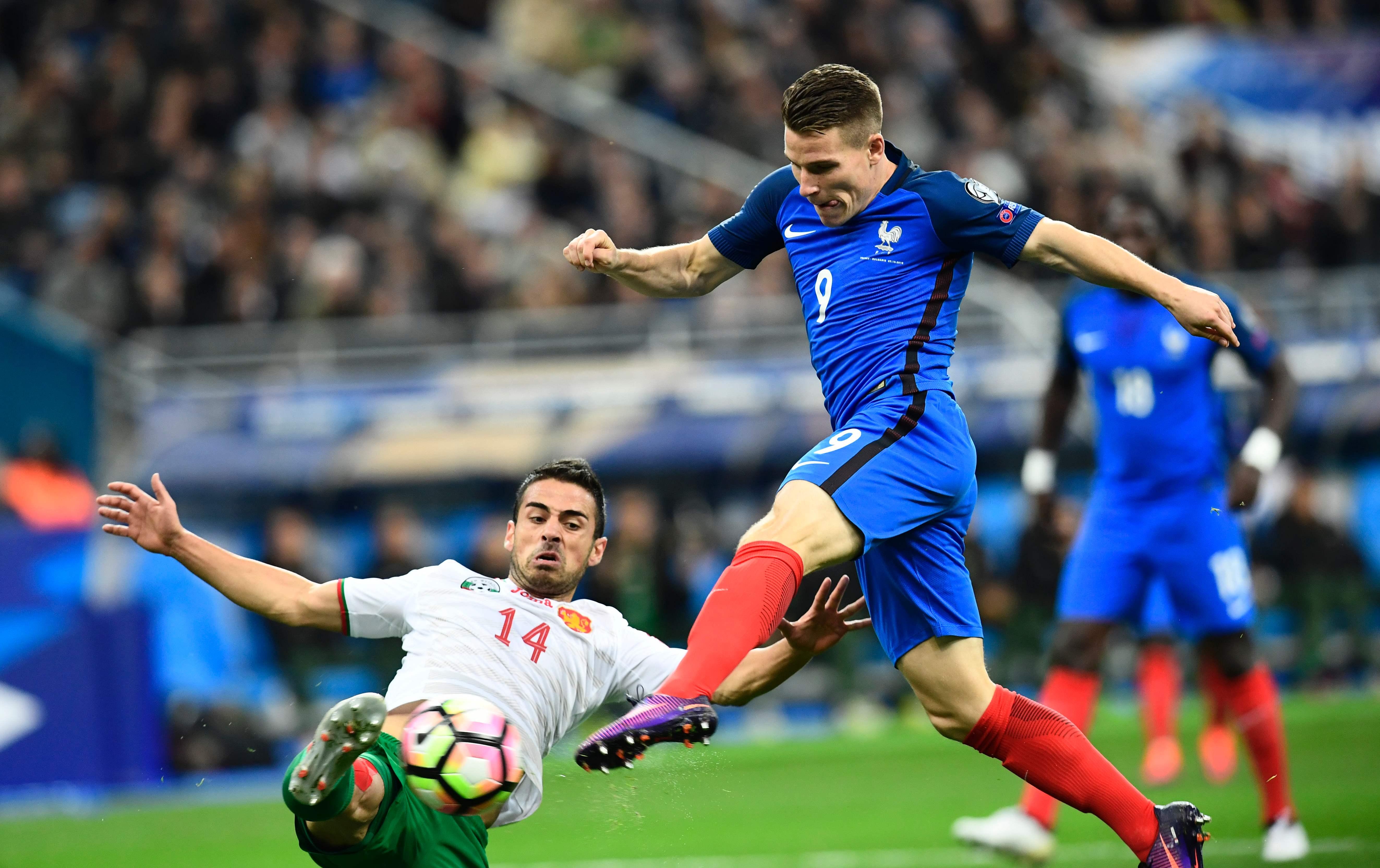 Football - Equipe de France - Gameiro : «Je reviens de loin»